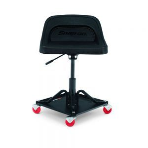 ASIENTO CON RUEDAS DE TALLER SNAP-ON